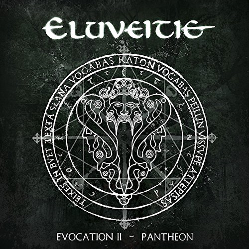 Evocation II - Pantheon (VINYL - 2LP - Clear)