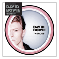 """Heroes"" - Limited 40th Anniversary Edition (VINYL - 7"" - Picture Disc)"