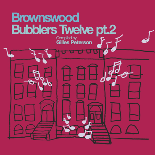 Brownswood Bubblers Twelve Part 2 (VINYL)