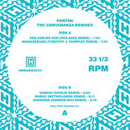 "Produktbilde for The Convenanza Remixes (VINYL - 12"")"