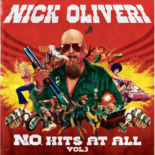 N.O. Hits At All Vol. 3 (VINYL)