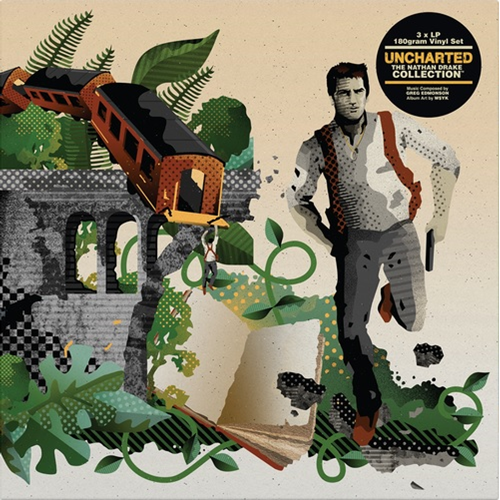 Uncharted - Collectors Vinyl (VINYL - 3LP)