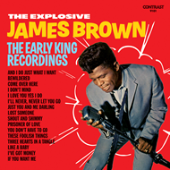 The Explosive James Brown: The Early King Recordings (VINYL)