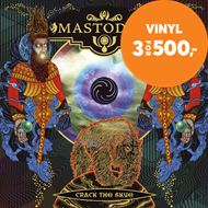 Produktbilde for Crack The Skye - Limited Edition (VINYL - Picture Disc)