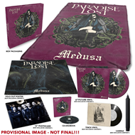 "Medusa - Deluxe Box Edition (VINYL - Picture Disc + 7"" + CD)"