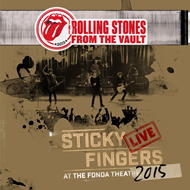 From The Vault: Sticky Fingers Live At The Fonda Theatre 2015 (VINYL - 3LP + DVD)
