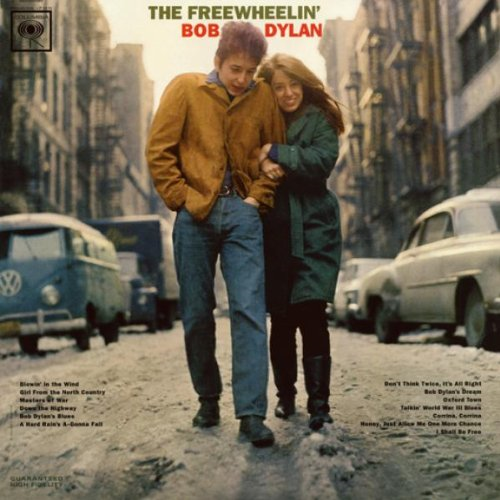 The Freewheelin' Bob Dylan (VINYL - 180 gram)