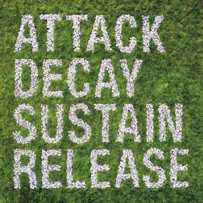 Attack Decay Sustain Release - Remaster (VINYL - 2LP)