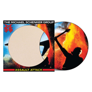 Assault Attack (VINYL - Picture Disc)