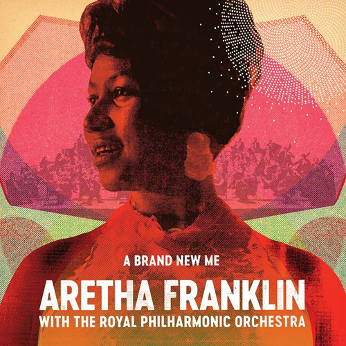 Brand New Me: Aretha Franklin With The Royal Philharmonic Orchestra (VINYL - 2LP)