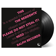 Please Do Not Steal It! (VINYL - 180 gram)
