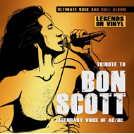 Tribute To Bon Scott - Legendary Voice Of Ac/Dc (VINYL)