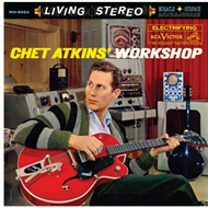 Chet Atkins' Workshop (VINYL)