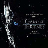 Game Of Thrones - Music From The Hbo Series - Season 7 (VINYL - 2LP)