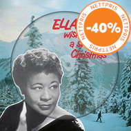Produktbilde for Ella Wishes You A Swinging Christmas (VINYL - Picture Disc)