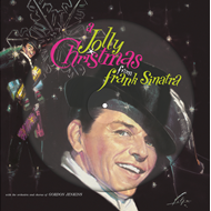 Produktbilde for A Jolly Christmas From Frank Sinatra (VINYL - Picture Disc)