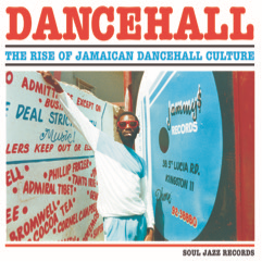 Dancehall - The Rise Of Jamaican Dancehall Culture (VINYL - 3LP)