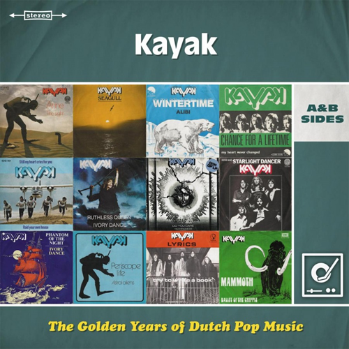 The Golden Years Of Dutch Pop Music - A & B Sides (VINYL - 2LP - 180 gram)