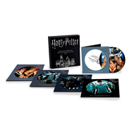 Harry Potter: Original Motion Picture Soundtracks I-V (VINYL - 10LP - Picture Disc)