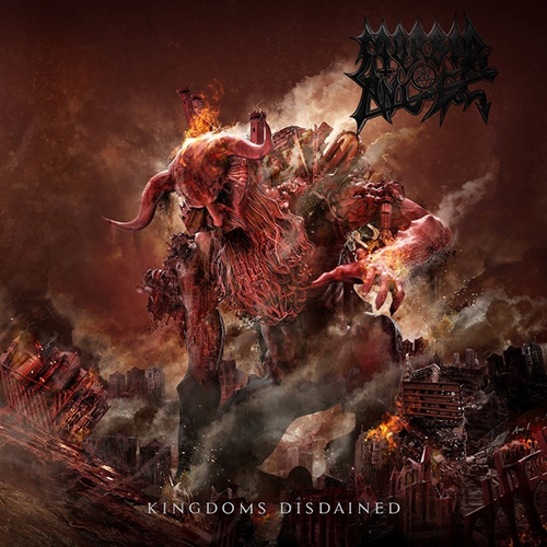 Kingdoms Disdained (VINYL - 180 gram)