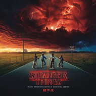 Produktbilde for Stranger Things - Music From The Netflix Original Series (VINYL - 2LP)