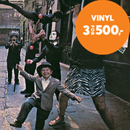 Produktbilde for Strange Days - 50th Anniversary Edition (VINYL)
