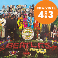 Produktbilde for Sgt. Pepper's Lonely Hearts Club Band - Anniversary Edition (VINYL - 180 gram)