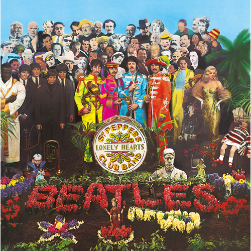 Sgt. Pepper's Lonely Hearts Club Band - Anniversary Edition (VINYL - 180 gram)