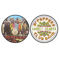 Sgt. Pepper's Lonely Hearts Club Band - Limited Anniversary Edition (VINYL - 180 gram - Picture Disc)