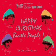 "Happy Christmas Beatle People! - The Christmas Records: Limited Edition (VINYL - 7 x 7"")"
