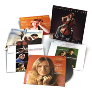 Jacqueline Du Pré: 5 Legendary Recordings (VINYL - 5LP)