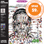Produktbilde for Coltrane's Sound & Coltrane Jazz - Limited Edition (VINYL - 2LP)