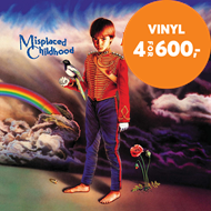 Produktbilde for Misplaced Childhood (Remastered) (VINYL)