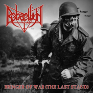 Produktbilde for Bringer Of War (The Last Stand) (VINYL)