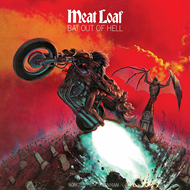 Bat Out Of Hell (40th Anniversary Gatefold Edition - Red Vinyl) (VINYL - 180 gram)