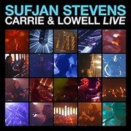 "Carrie & Lowell Live (VINYL - 12"" - Translucent Blue)"