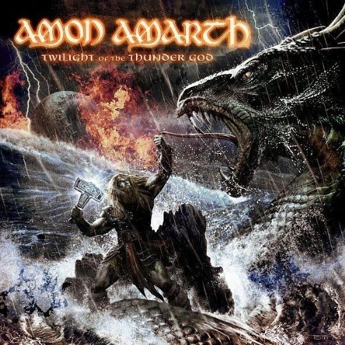 Twilight Of The Thunder God (VINYL - 180 gram)