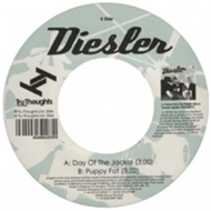 "Day Of The Jackal (VINYL - 7"")"