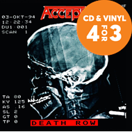 Produktbilde for Death Row (VINYL - 2LP - 180 gram)