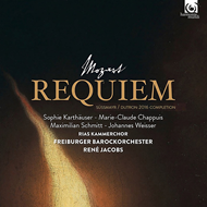 Produktbilde for Mozart: Requiem (VINYL)