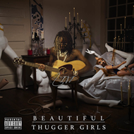 Produktbilde for Beautiful Thugger Girls (USA-import) (VINYL - 2LP)