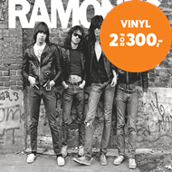 Produktbilde for Ramones (Remastered) (VINYL)