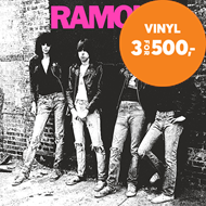 Produktbilde for Rocket To Russia (Remastered) (VINYL)