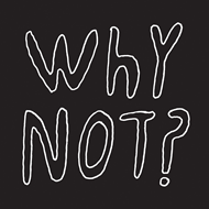 Why Not? (VINYL - White)