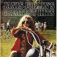 Produktbilde for Janis Joplin's Greatest Hits (VINYL - 180 gram)