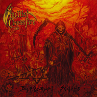 Produktbilde for Bloodrust Scythe - Limited Edition (VINYL - Piss Yellow)