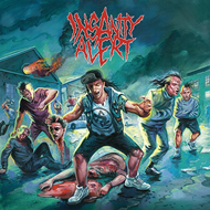 Produktbilde for Insanity Alert - Limited Edition (VINYL - Light Blue)