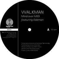 "Walkman/Shadow (VINYL - 10"")"