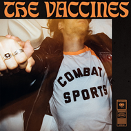 Produktbilde for Combat Sports (VINYL)