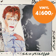 Produktbilde for Scary Monsters (And Super Creeps) (Remastered) (VINYL)